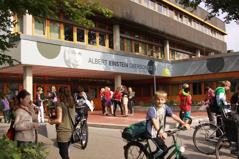 Albert Einstein Schule Ettlingen